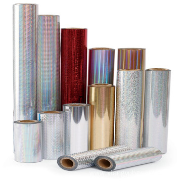 Excellent Heat Stability Hot Stamping Foil Base Film